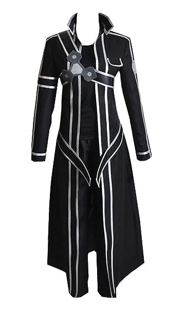 Sword Art Online Sao Electric Kazuto Kirigaya Traje de Cosplay ...