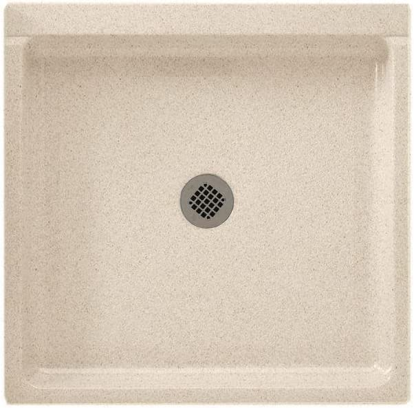 Swanstone Sf03232md 040 Solid Surface Center Drain Shower Base 32