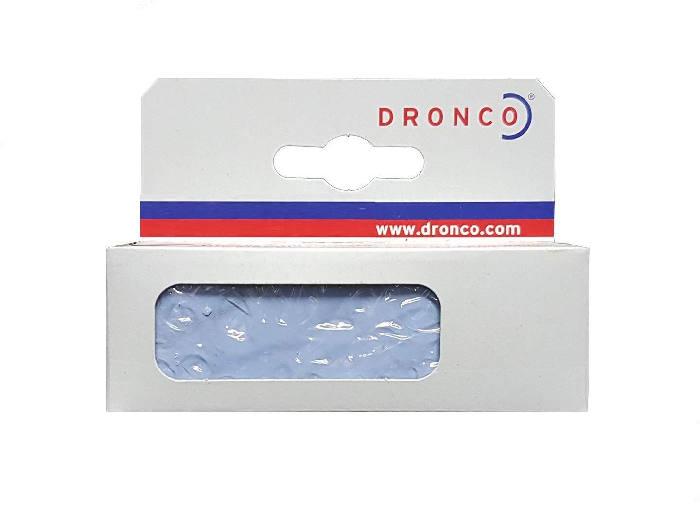 DRONCO 6400404000 - Pastas de pulir, azul, pulido de acero inox y materiales no-ferricos