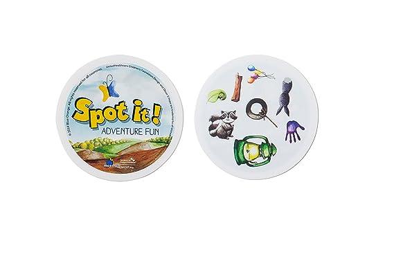 Amazon.com: Spot it! (versión inglés): Toys ...