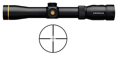 Leupold 119675 VX-R Scout Metric FireDot Scope, Matte, 1.5-5 x 33mm