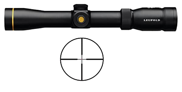 Leupold 119675 VX-R Scout Metric FireDot Scope
