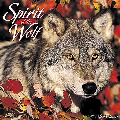 2016 Spirit of the Wolf Wall Calendar
