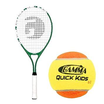 Amazon.com: Gamma Quick Kids Junior - Juego de raquetas de ...