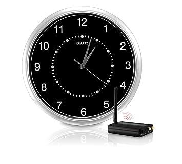 Amazoncom SecurityMan ClockCam WiFi Interference Free Wireless