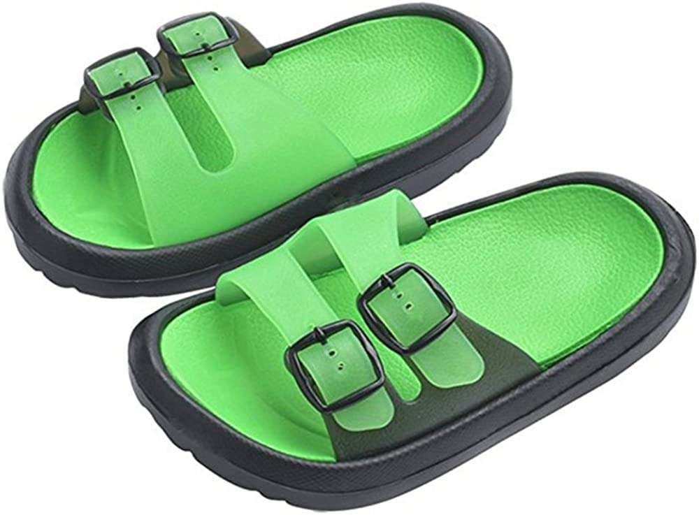 Shower Pool Slippers Toddlers Beach Water Shoes Kids Dinosaur Bath Slippers Resogaa Boys Girls Slide Sandals