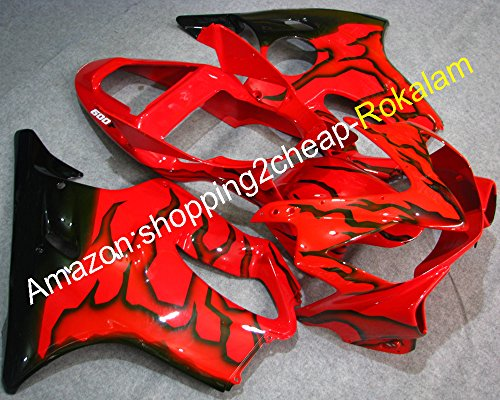 02 honda cbr 600 f4i fairing set - 5