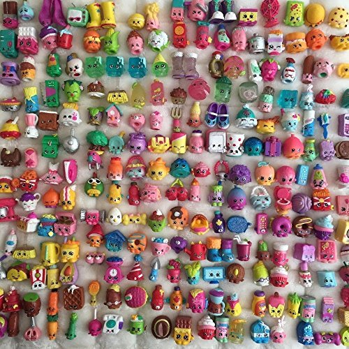 JSM 30PCS Lot 2016 Random Shopkins of Season 1 2 3 4 5 Loose Toys Action Figure