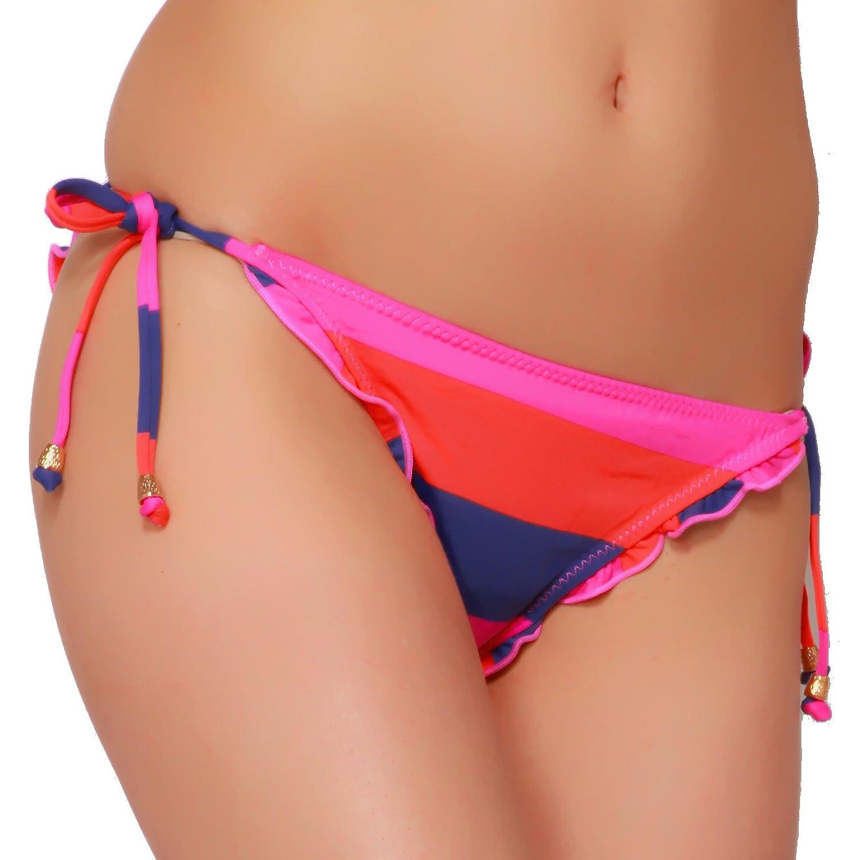 Phax Swimwear Hustle bf11360027unten Bottom Bikini Hustle–Mehrfarbig, Größe XS 34, S 36, M 38, L 40, XL 42* * Förderung * *