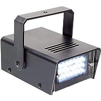BeamZ 153.275 Negro estroboscopio y luz disco - Accesorio de discoteca (Negro, LED, 24 lámpara(s), Blanco, Corriente…