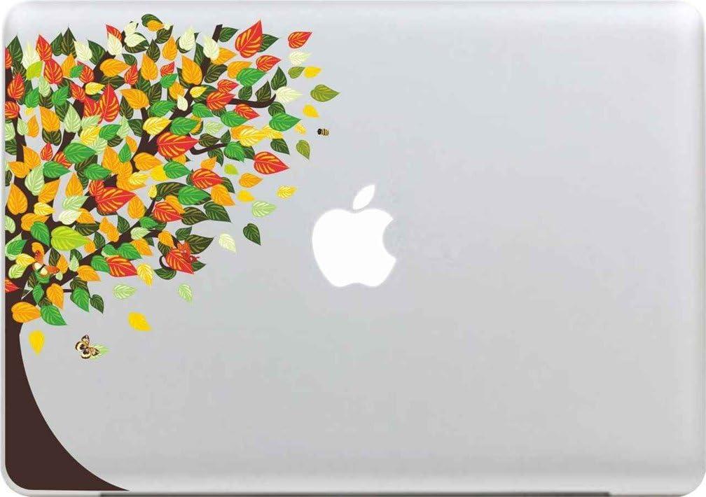 Fille de Fleur 2 BP-01 Amovible Vinyle Autocollant Decal Sticker pour MacBook Pro Air Mac 13 Pouces pour Ordinateur