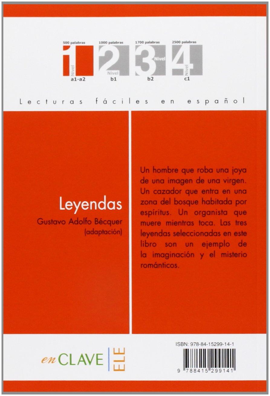 Leyendas (New Edition) (Spanish Edition) by Editorial Enclave-Ele