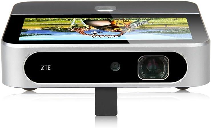 ZTE Spro 2 Proyector de Cine en casa Inteligente: Amazon.es ...