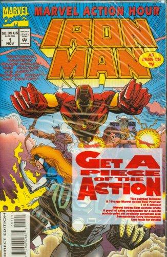 Marvel Action Hour #1 Iron Man