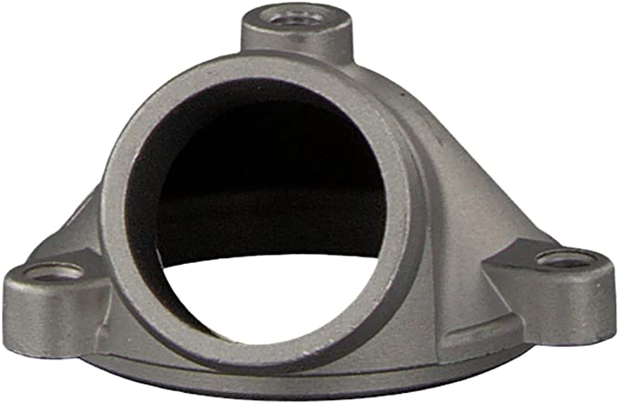pack of one febi bilstein 39224 Thermostat Housing with seal ring