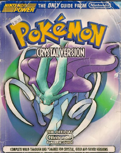 Price comparison product image Pokemon Crystal Version: The Official Nintendo Player's Guide