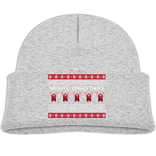 [Satain Cute Wreck-It Ralph Christmas Beanies For Teenager Ash] (Wreck It Ralph Costume For Girls)