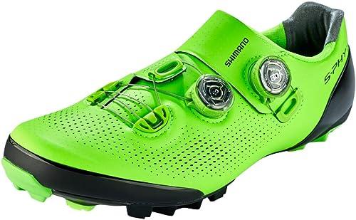 SHIMANO SH-XC901 Shoes Men Green Shoe