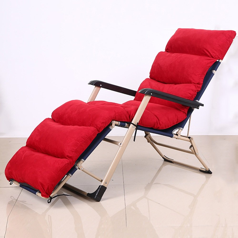 Faltbarer Plattform-Stuhl/faltende Sun-Liege/stützender Stuhl/entspannender Stuhl/Multifunktionsklappstuhl (4 Farben, zum von zu wählen) (Farbe : C)