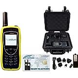 SatPhoneStore Iridium 9575 Extreme Satellite Phone Deluxe Package with Pelican Case, Protective Case & Blank Prepaid SIM…
