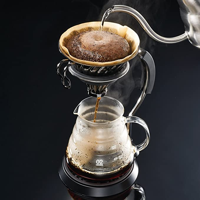 Hario Vintage Metal V60 Coffee Dripper 02 Size Pour Over ...