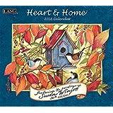 Heart & Home 2018 Calendar: Free Bonus Download 12 Images Desktop Wallpaper