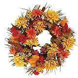 """18"""" Mum Wreath"""