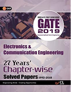 Gate Ece Solved Papers Pdf