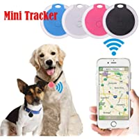 Kaimu Mini Portable Round Shape Bluetooth Intelligent Anti-Lost Device GPS Tracker GPS Trackers