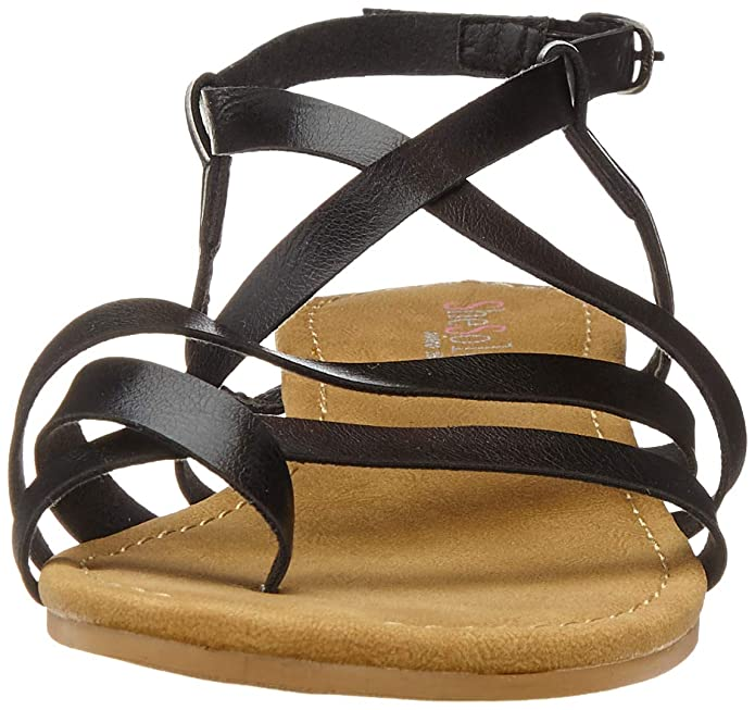 15ee7ba2082 SheSole Women's Summer Strappy Gladiator Sandals Low Wedge Shoes