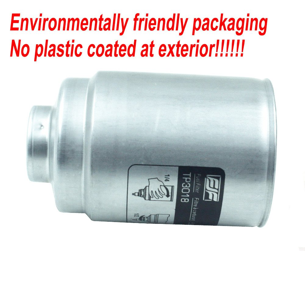 Ifjf Tp3018 Fuel Filter With Seals For Chevy Duramax Housing Leaking And Gmc 66l Diesel Trucks 2004 2016 Automotive