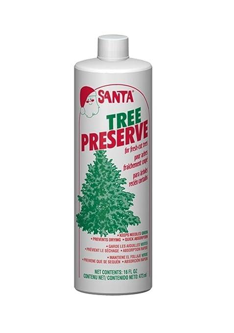 Amazon.com: Santa Christmas Tree Preserve - 16 Ounces: Home & Kitchen