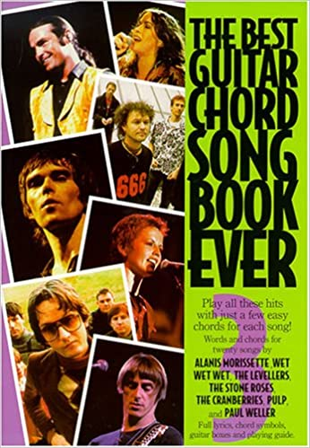 The Best guitar chord songbook ever Book 3. Chords and Lyrics only ...