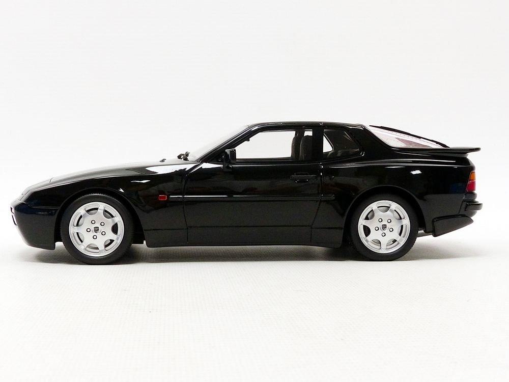 LS Collectibles - 944 Turbo S 1991 Porsche, ls023 C, Negro, en Miniatura (Escala 1/18: Amazon.es: Juguetes y juegos