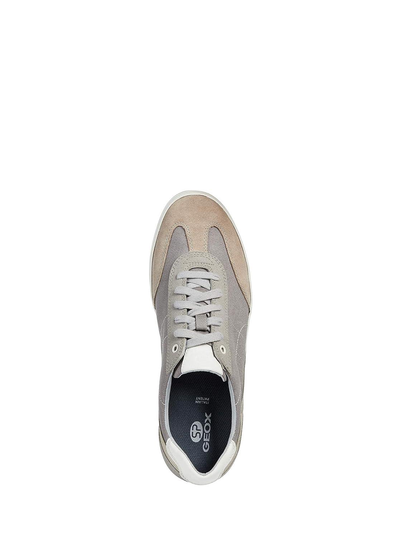 Geox U923AD 013AF Sneakers Uomo Grigio 42: Amazon.it: Scarpe