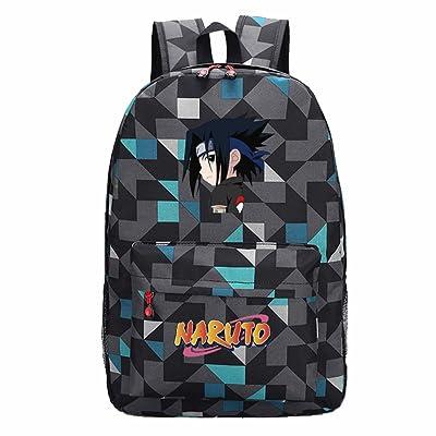 YOYOSHome Anime Naruto Cosplay Daypack Shoulder Bag Backpack School Bag well-wreapped