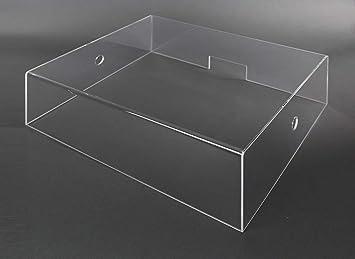 Amazon.com: dust Cover Hood 48cm x 38.5cm x 20cm in 4mm Wall ...