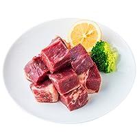 ZhengShi 正是 澳洲进口牛腩块 谷饲整肉原切两斤牛肉生鲜 500g*2 清真