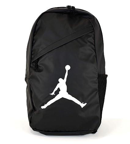 88b63e0fa3 Amazon.com: Nike AIR JORDAN Backpack Crossover Pack (Black): Sports ...