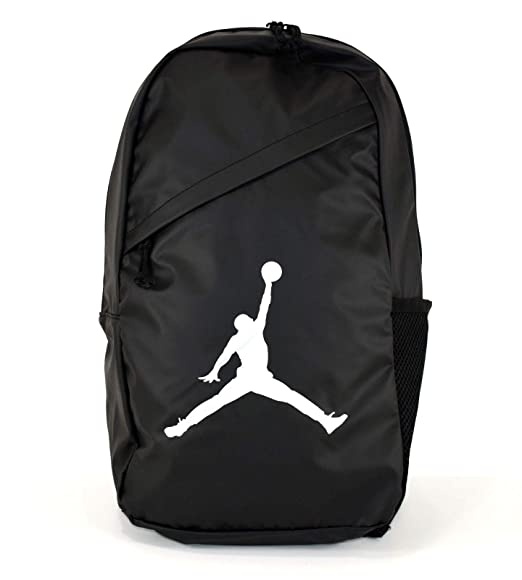 8011a69b4db2 Nike AIR Jordan Backpack Crossover Pack (Black)  Amazon.co.uk  Clothing
