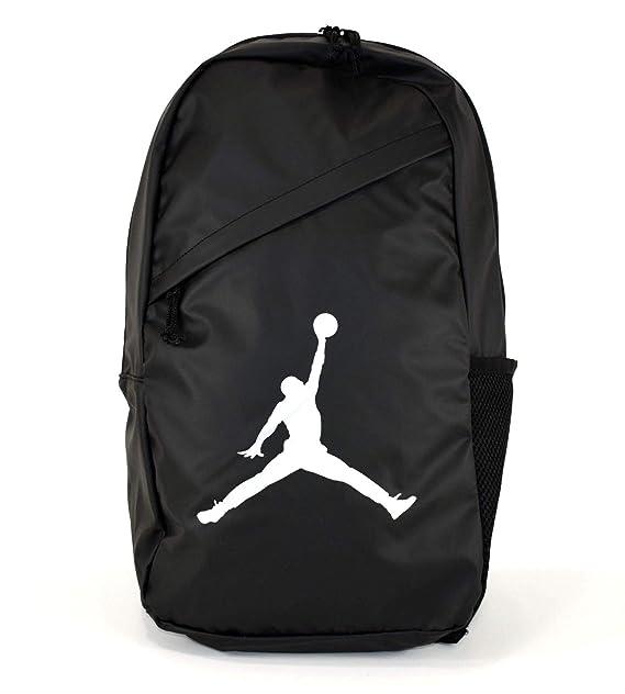 6e2719fdfe1 Nike AIR Jordan Backpack Crossover Pack (Black): Amazon.ca: Clothing ...