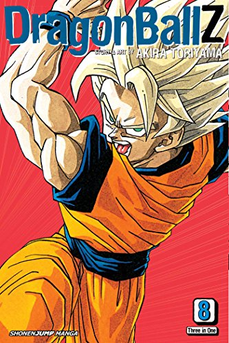 Dragon Ball Z, Vol. 8 (VIZBIG Edition)