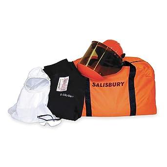 35cf4dc30986 Salisbury by Honeywell SKCA11- Arc Flash Protective Coverall Kits ...