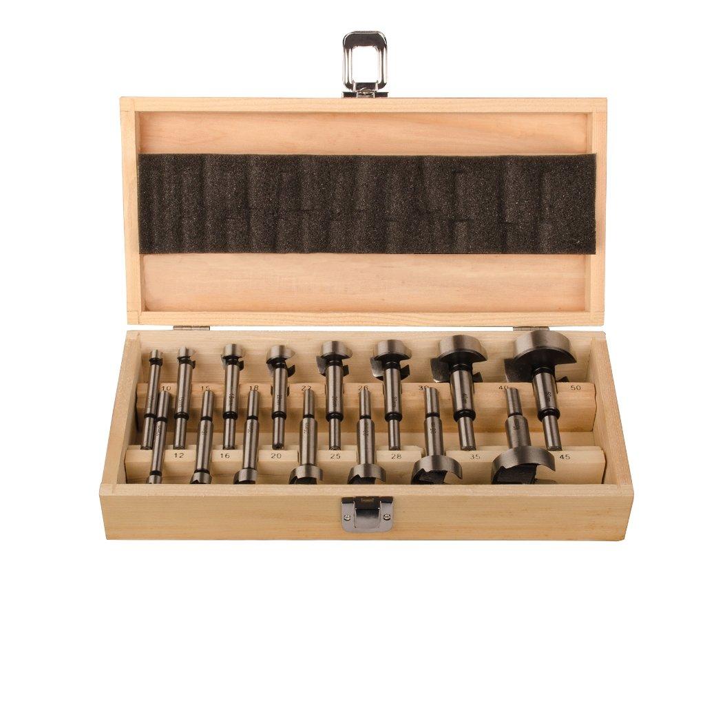 Projahn 33002/1/Forstner Drill Box 15/Pieces 10// /60/mm
