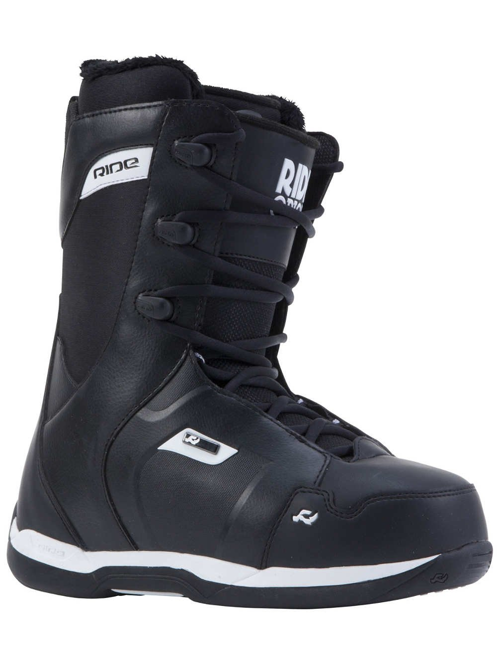 Ride Orion Snowboard Boot - Men's Black, 13.0 by Ride Snowboards
