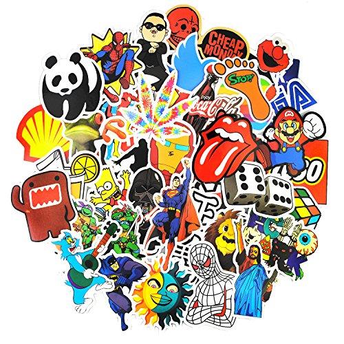 Sticker Pack [150-Pcs],Neuleben Graffiti Sticker Decals Vinyls for...