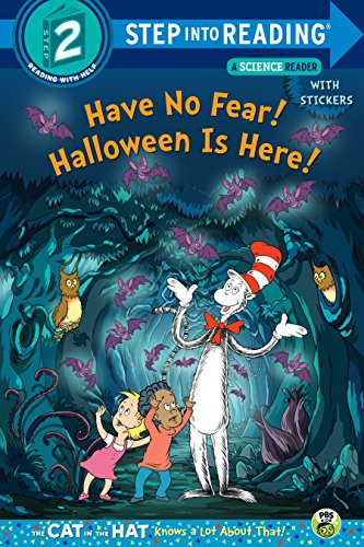 Halloween For First Grade (Have No Fear! Halloween is Here! (Dr. Seuss/The Cat in the Hat Knows a Lot About (Step into)