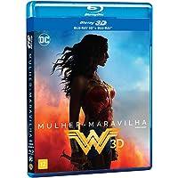 Mulher Maravilha (3D) [Blu-ray]