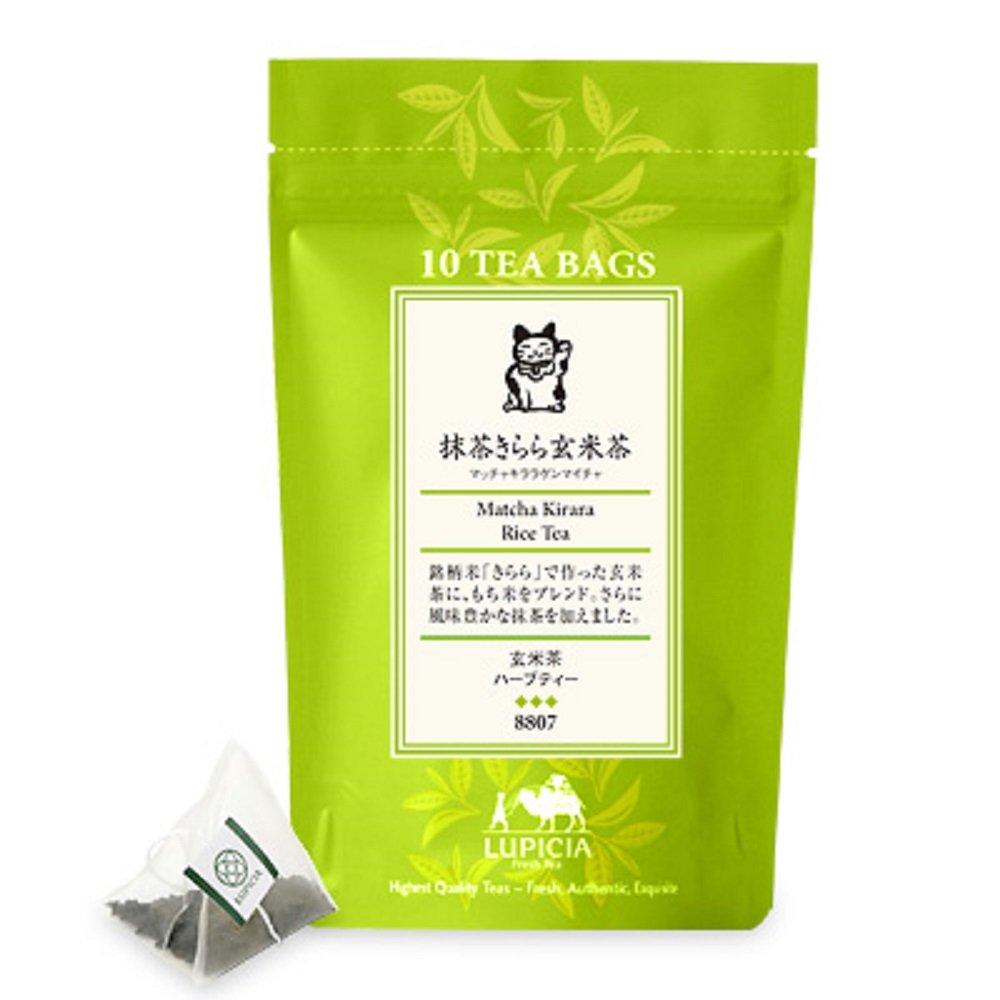 Momo Lupicia Premium Limited Tea Bag Selections-10 Counts Per Flavor Peach