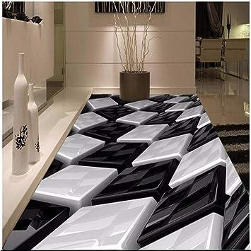 Ytdzsw Stéréo Noir Et Blanc Boîte Tridimensionnelle Creative